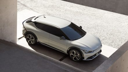 Kia takes in 21,000 pre-orders of the EV6 in just 24 hours