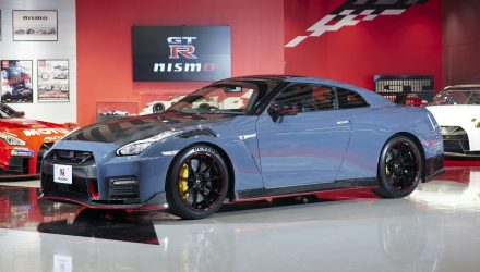 2022 Nissan GT-R Nismo update debuts with special edition