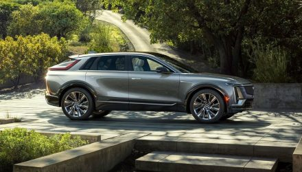 2023 Cadillac Lyriq revealed in production-spec