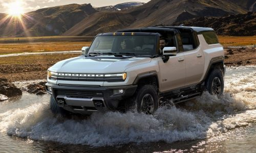 GMC reveals SUV version of new Hummer EV, for MY2024