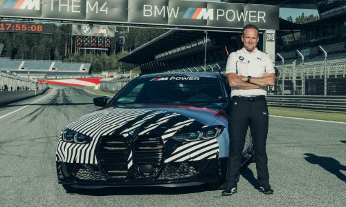BMW M CEO: EVs coming, manual staying, inline-6 to be last ICE