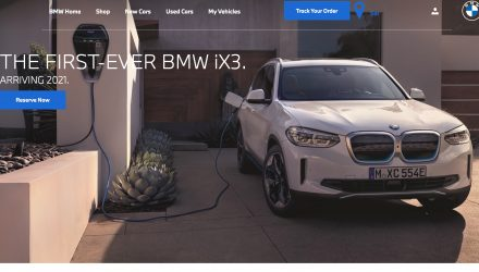 BMW iX3 electric SUV now available for pre-order in Australia