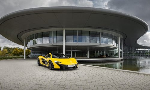 McLaren selling its Woking headquarters to GNL for £170m