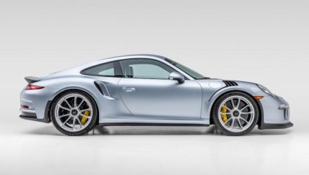 For Sale: 2016 Porsche 911 GT3 RS owned by Jerry Seinfeld