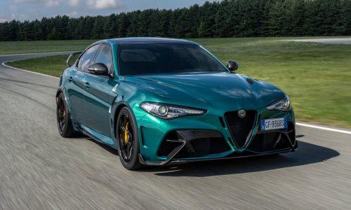 Hardcore Alfa Romeo Giulia GTA, GTAm confirmed for Australia