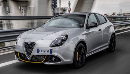 2021 Alfa Romeo Giulietta 'Edizione Finale' announced for Australia