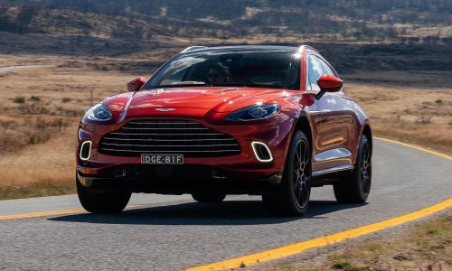 2021 Aston Martin DBX review – Australian launch
