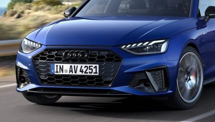 Next-gen 2023 Audi A4 to include EV, hybrid RS 4 –report