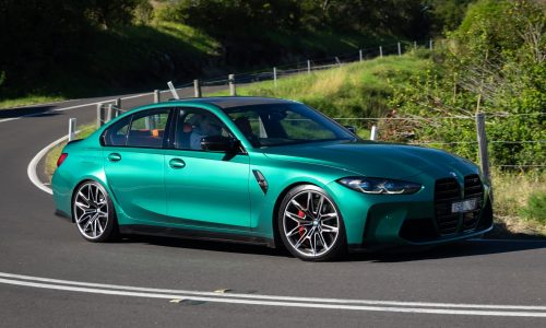 2021 BMW M3 Competition review (video)