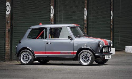 David Brown Automotive reveals Mini Remastered Orselli Edition