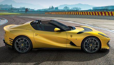 Ferrari 812 Competizione confirmed as special edition, specs revealed