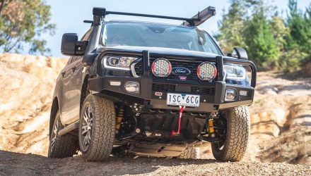 Ford Australia teams up with ARB for Ranger & Everest accessories