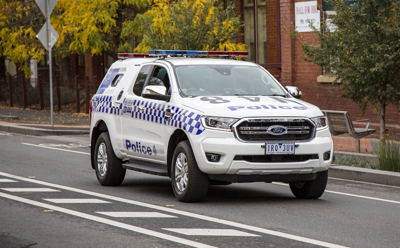 200 Ford Ranger XLTs added to Victoria Police fleet