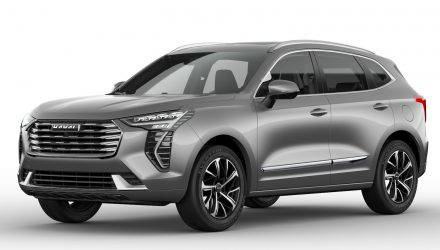Haval Jolion now on sale in Australia from $25,490