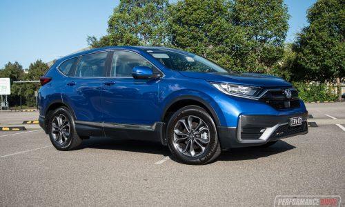 2021 Honda CR-V review – VTi X and VTi L (video)