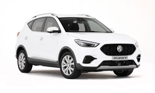 MG adds 'Core' and 'Vibe' variants to ZST range in Australia