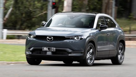 Mazda MX-30 Electric now available for pre-order in Australia