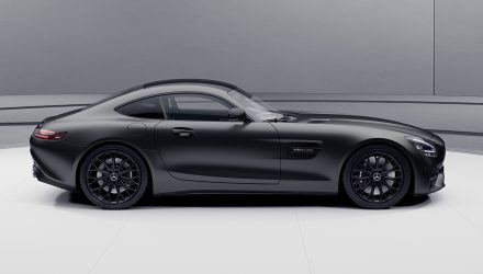 2021 Mercedes-AMG GT Night Edition now on sale in Australia
