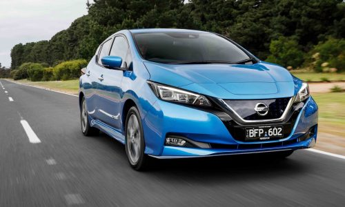 2021 Nissan LEAF e+ now on sale in Australia from $60,490