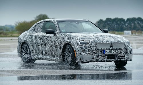 2022 BMW 2 Series coupe previewed, M240i xDrive flagship confirmed