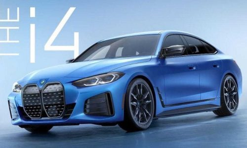 BMW i4 'M50' leaks online as sporty M Performance variant