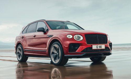 Bentley reveals Bentayga S as sporty mid-spec variant