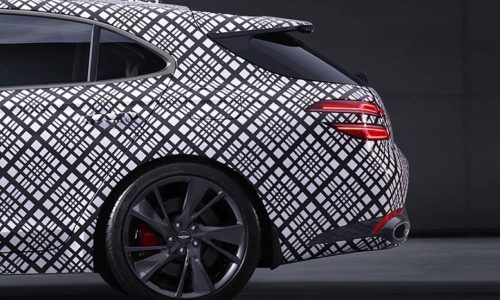 Genesis G70 'Shooting Brake' officially previewed, arrives later 2021