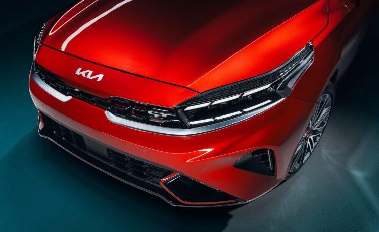2022 Kia Cerato GT Australia - 1