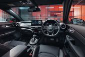 2022 Kia Cerato GT Australia-interior