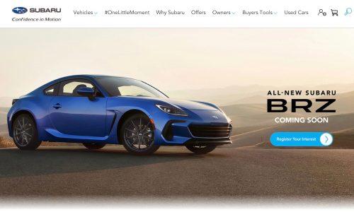 Subaru Australia confirms 2022 BRZ arrives Q4 this year