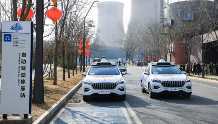 Baidu rolls out world-first autonomous taxi fleet in Beijing
