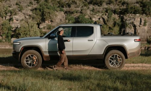 Rivian announces capacities, dimensions for R1T electric pickup