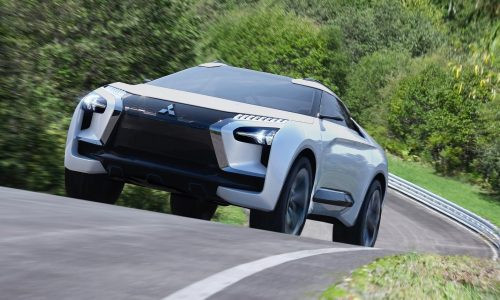 Mitsubishi plans EV option for all models by 2030, 'Evolution 11' (XI) on hold