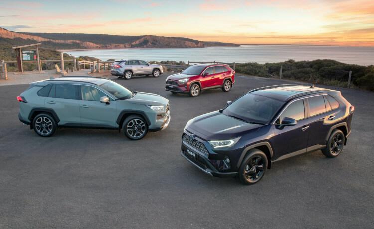 2022 Toyota RAV4 update announced for Australia