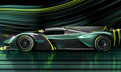 Aston Martin confirms insane track-only Valkyrie AMR Pro Models