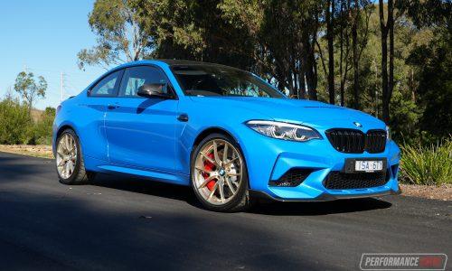 2021 BMW M2 CS review (video)