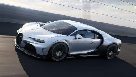Bugatti unveils monstrous Chiron Super Sport with 1176kW