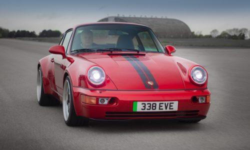 Everrati debuts full electric conversion for classic 964 Porsche 911