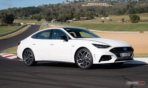 2021 Hyundai Sonata N Line review – Australian launch (video)