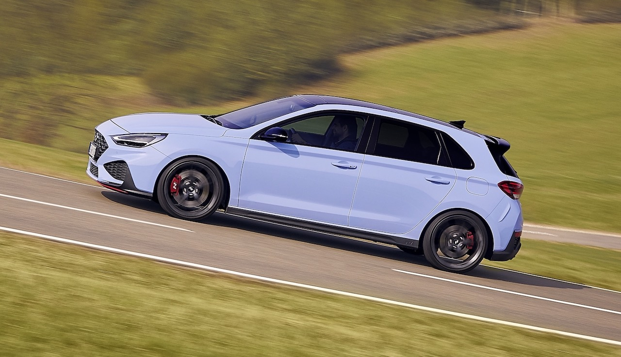 2021 Hyundai i30 N on sale in Australia from $44,500, adds 8spd DCT auto
