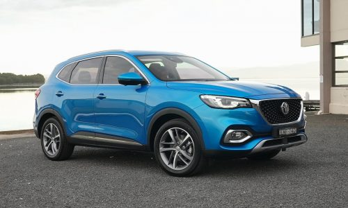 2021 MG HS Essence X AWD review (video)