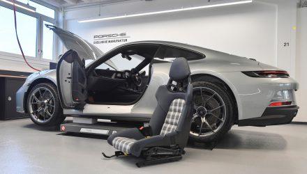 Special edition Porsche 911 GT3 celebrates 70 years in Australia