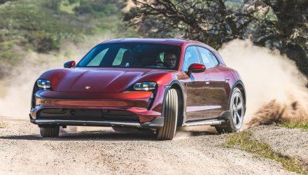 Porsche Australia adds Taycan RWD, Taycan 4 Cross Turismo to lineup