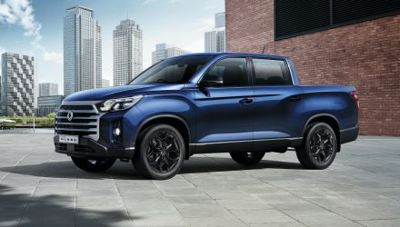New-look 2021 SsangYong Musso on sale in Australia from $34,990