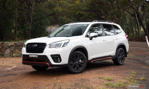 2021 Subaru Forester Sport review