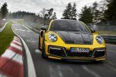 TECHART announces 588kW GTStreet R kit for 992 911 Turbo