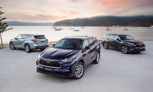 All-new 2021 Toyota Kluger arrives in Australia, with hybrid option