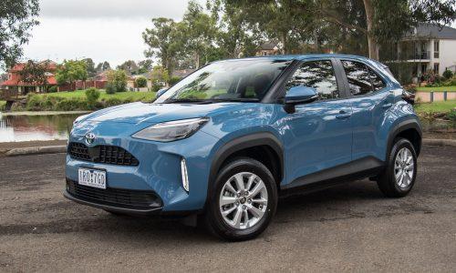 2021 Toyota Yaris Cross GXL Hybrid review (video)
