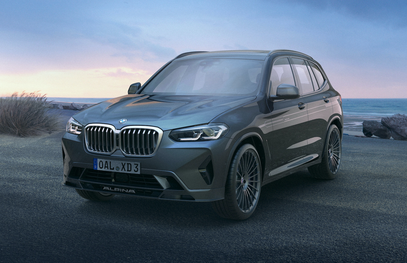 2022 Alpina XD3 revealed with 730Nm diesel, confirmed for Australia