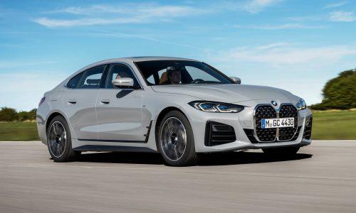 2022 BMW 4 Series Gran Coupe revealed, in Australia Q4